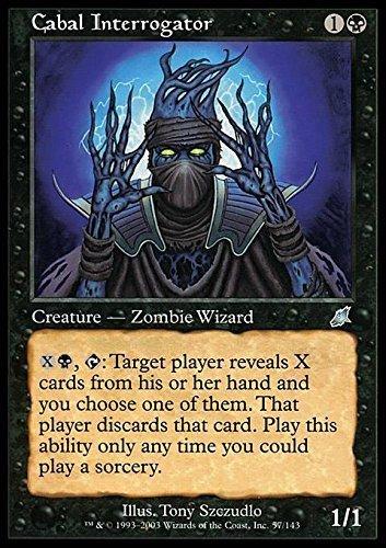 Magic: the Gathering - Cabal Interrogator - Scourge