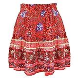 N\P Falda de mujer de verano falda corta