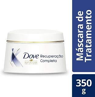 Creme de Tratamento Dove Reconstrução Completa 350ml, Dove, Branco