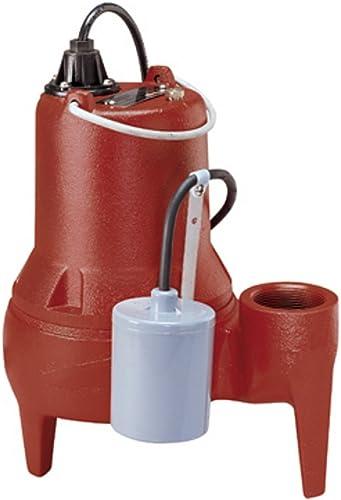 2021 Liberty Pumps LE51A LE50-Series Submersible Automatic sale Sewage Pump, high quality RED sale