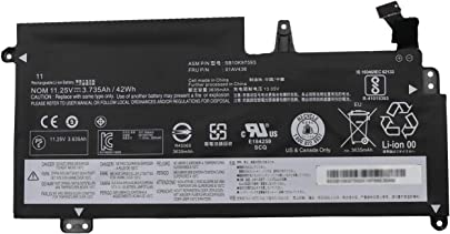 onlyguo 11 25V 42Wh 3735mAh 01AV436 Ersatzakku f r den Laptop von Lenovo ThinkPad 13 2 Generation neues Notebook der S2-Serie 2017 SB10K97593 01AV435 SB10K97592 01AV437 SB10K97594 Schätzpreis : 99,32 €