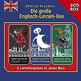 Die Große Englisch-Lernen-Box (3-CD Hörspielbox)
