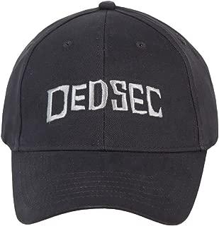 Watchdogs Dedsec Hacking Group Adjustable Baseball Cap