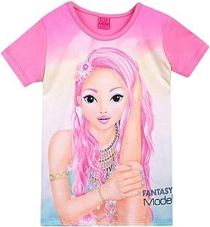 Top Model Niña T-Shirt, Camiseta, Pink