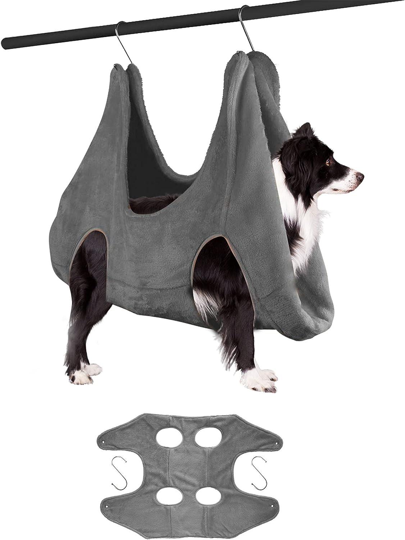 Ulobey Pet Grooming Hammock Helper Clipper Nail f Bag Many popular brands Restraint Discount mail order