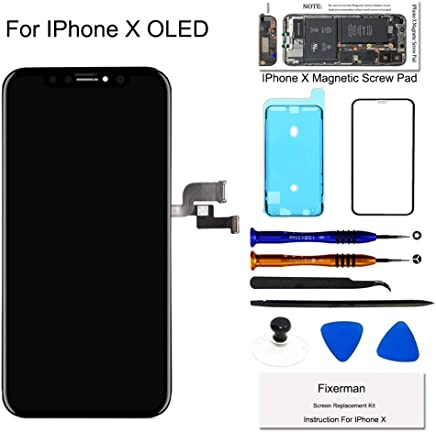uk availability 53bc0 48957 Amazon.com: iPhone X Cell Phone Parts