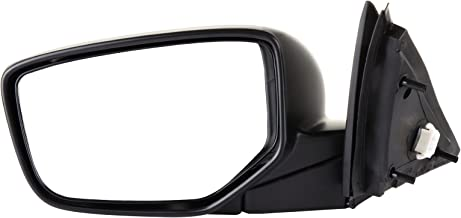 ECCPP Towing Mirror Replacement fit for 2008-2012 Honda Accord Sedan Power-Adjusting Manul-Folding Left Driver Side Mirror
