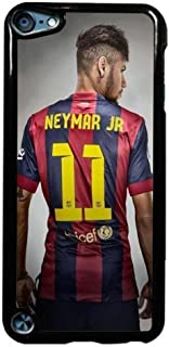 iPod 5 Phone Case,Neymar Barcelona Popular Gifts Case Cover for iPod Touch 5 (Black)