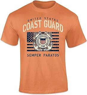 Vintage United States Coast Guard Stencil T-Shirt