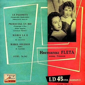 Vintage World No. 97 - EP: La Palomita