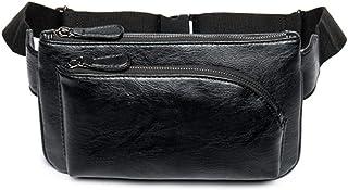 Bageek Outdoor Waist Bag Chest Bag Simple Portable Sling Bag Chest Pack for Men