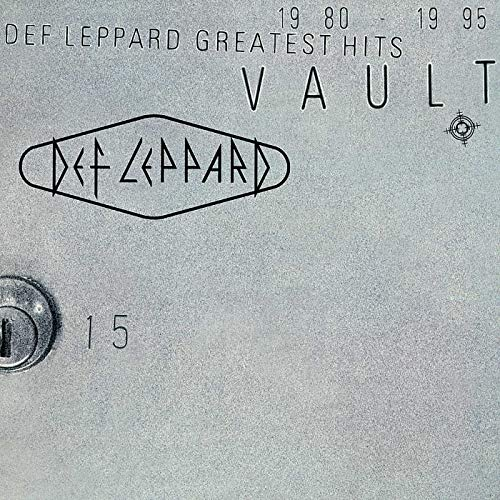 Vault: Def Leppard Greatest Hits 1980–1995 [Vinilo]