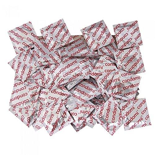 Condomi Nature Condome - 100 gefühlsintensive Kondome für aufregende Momente