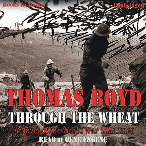 Through the Wheat audiobook cover art