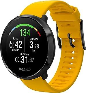 Polar Ignite – GPS Smartwatch – vattentät fitnessklocka med optisk pulsmätning på handleden och träningsinstruktioner
