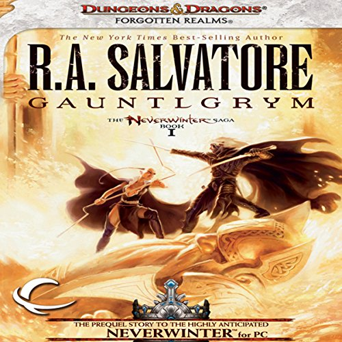 Gauntlgrym cover art
