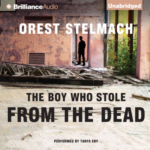The Boy Who Stole from the Dead cover art