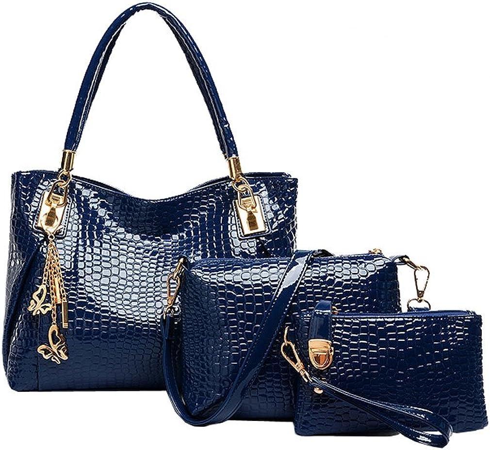 Whoishe174; Women Financial sales sale Butterfly Pendant Soldering Shoulder Pieces 3 Handbags