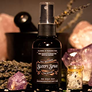 Sleepy Spray - 100% All Natural Sleep Spray for Bedtime Pillows, Bedroom & Bath