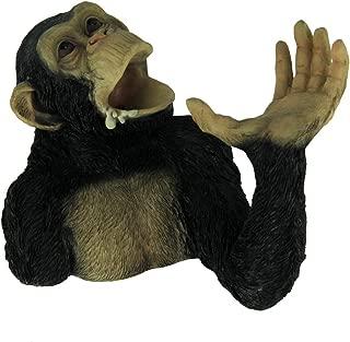 Drinking Monkey Tabletop Wine Bottle Holder