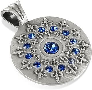 BICO Australia Jewelry (CR1) French Lily Pendant - Spiritual Truth