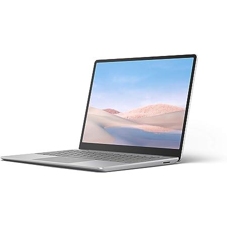 """Microsoft Surface Laptop Go - Pantalla táctil de 12,4"""" - Intel Core i5 - Memoria de 8 GB - SSD de 128 GB - Platino"""