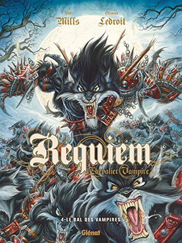Requiem - Tome 04: Le bal des vampires
