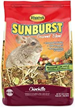Higgins Sunburst Gourmet Chinchilla Food Mix