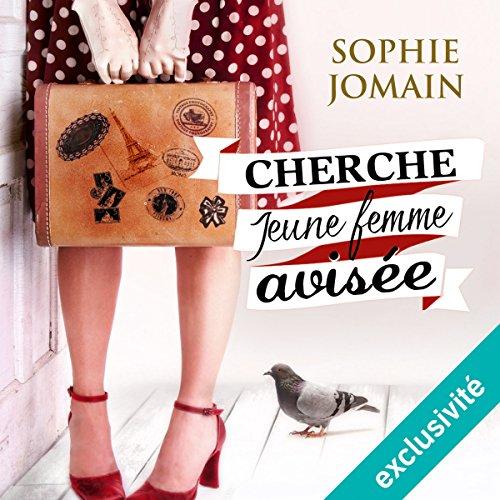 Cherche jeune femme avisée audiobook cover art