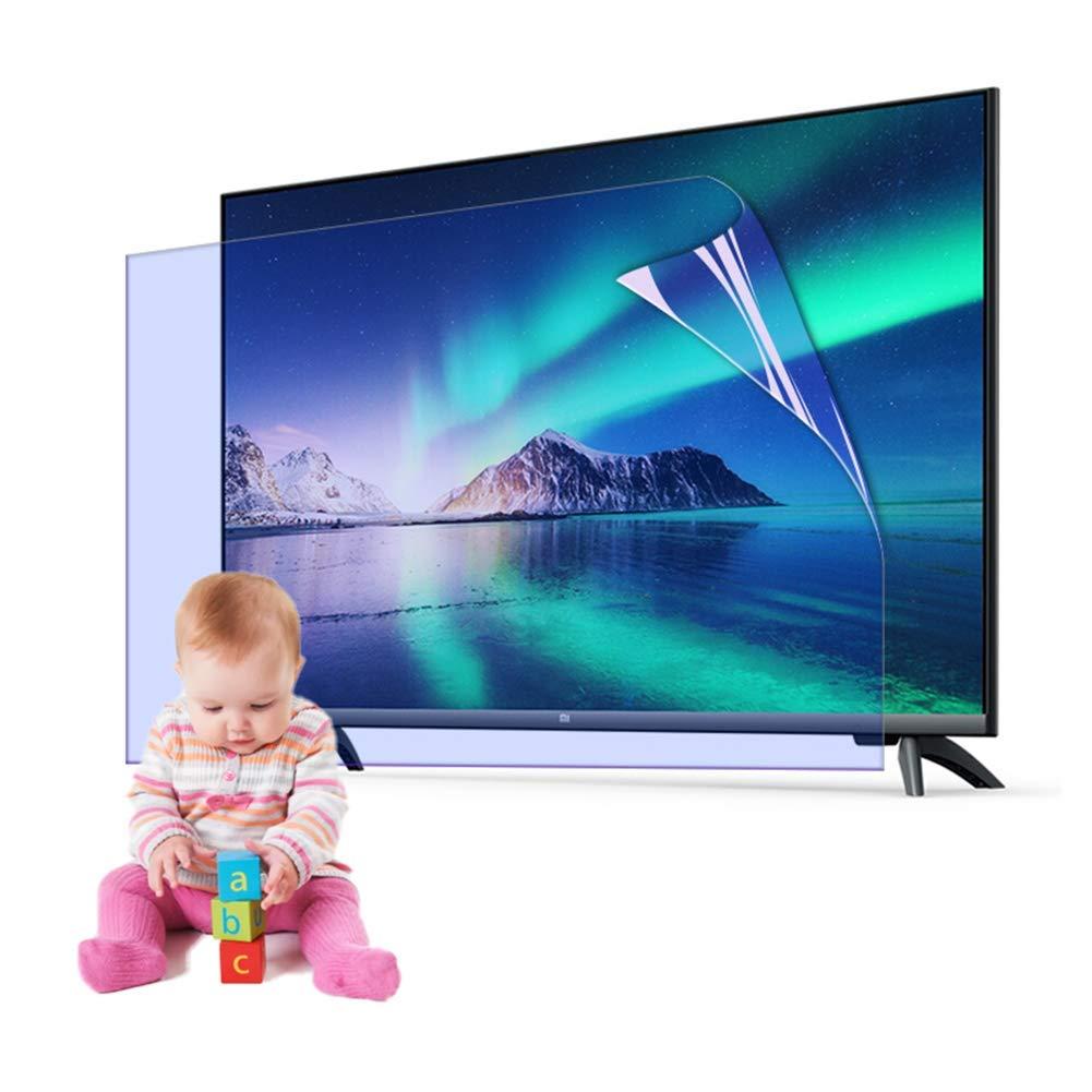 N / A 32-65 Pulgadas de luz Azul Filtro Sí TV Protector de la Pantalla película