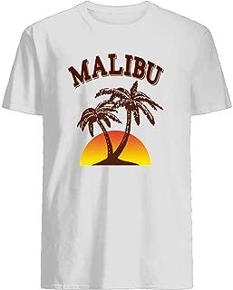 Malibu rum T-Shirts for Women Men Girl Boys Cute