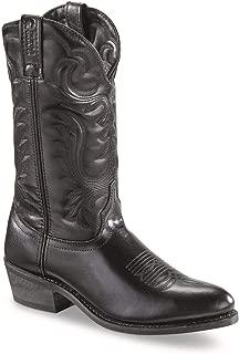 Best mens black cowboy boots Reviews