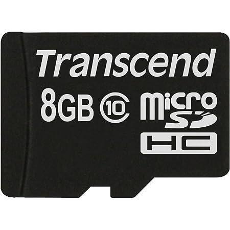 Transcend 8gb Microsdxc Sdhc Class 10 Computer Zubehör