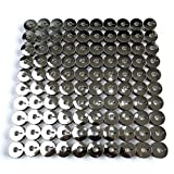 100 bobinas con caja para máquina de coser Singer 20U Zig Zag