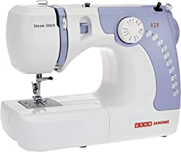 Usha Dream Stitch Sewing Machine - White