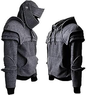 retro drawstring knight sweater