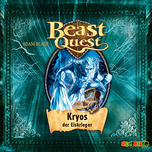 Kryos, der Eiskrieger Titelbild