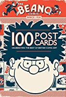 The Beano 100 Postcards: 100 Postcards in a Box by Frances Lincoln(2014-08-01)