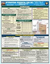 2012 International Residential Code Quick-Card