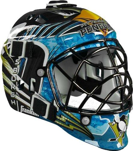 Franklin Sports Pittsburgh Penguins Mini Goalie Mask
