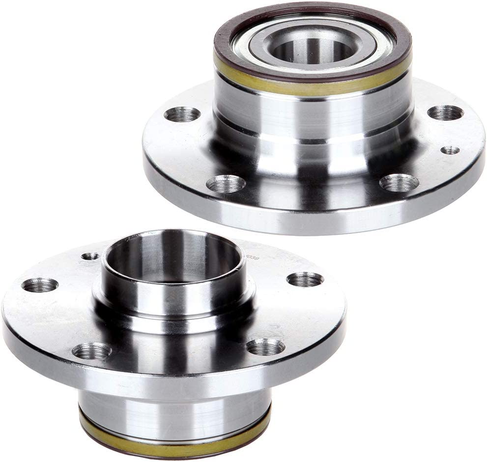 GDSMOTU 2PCS List price New Shipping Free Shipping Rear Wheel Hub and Assembly 5 Bearing ABS with Lugs