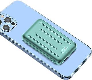 Magnetisk 15W trådlös powerbank 10000mAh snabbladdning är lämplig för alla större mobiltelefoner som stöder obegränsad lad...