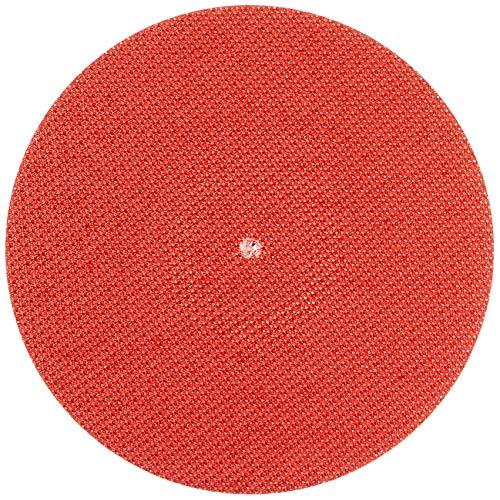 BOSCH Platorello Con Velcro Per Abrasivi 125 mm