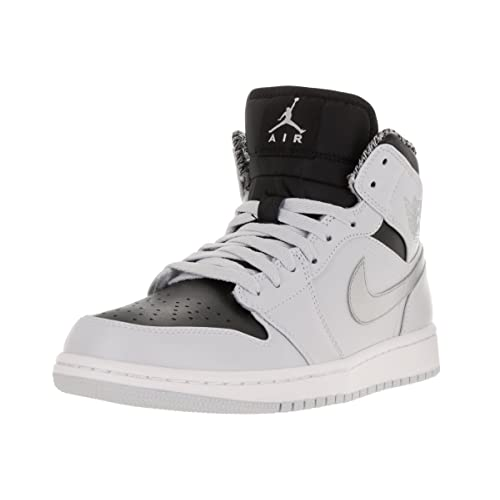 new concept 62aa9 5becb Nike AIR JORDAN 1 MID mens basketball-shoes 554724-032 7.5 - PURE