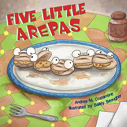 Five Little Arepas (English Edition)