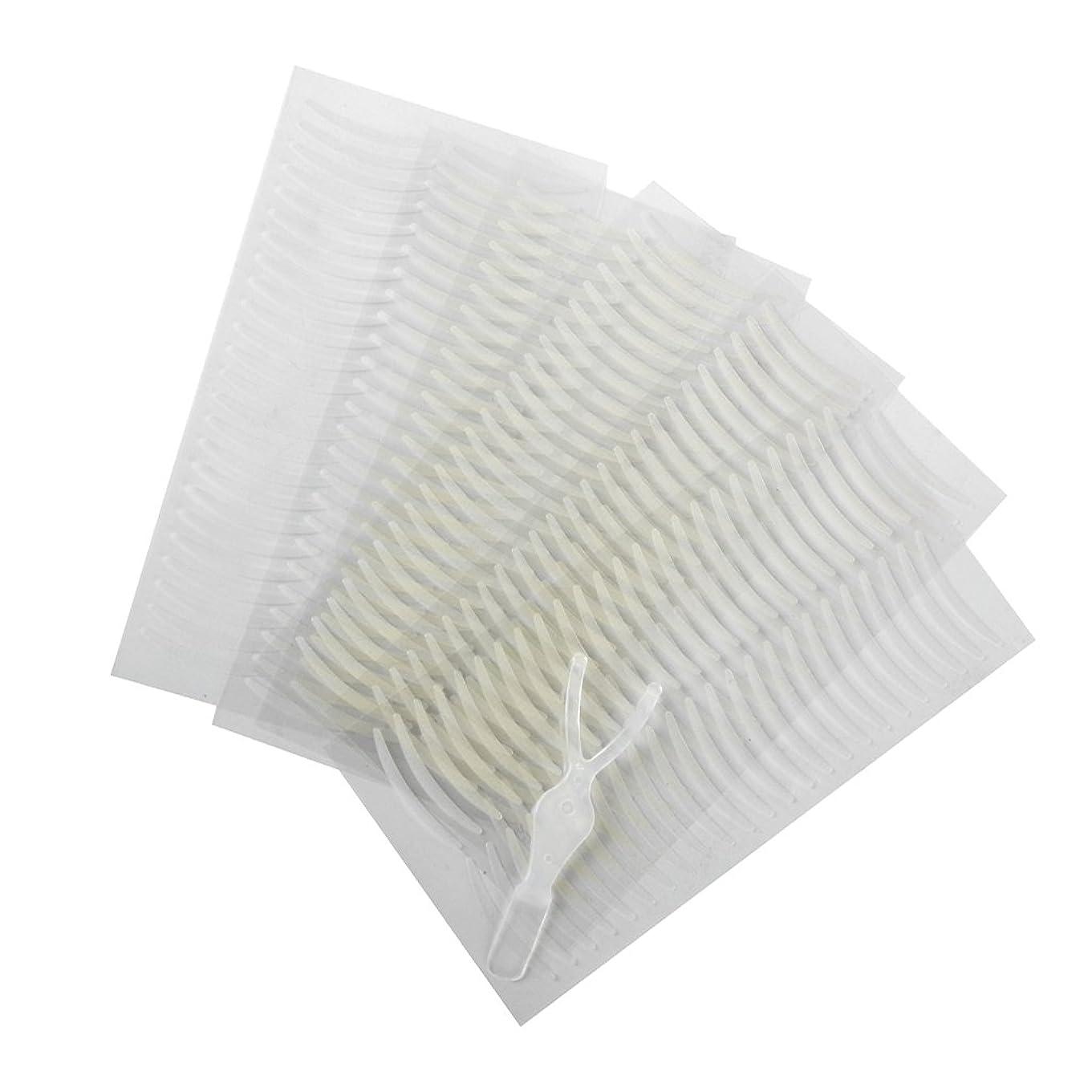 慣れる学習枠約144ペア 二重まぶた シール 見えない二重まぶた アイライナー ステッカー 紙テープ メイクアップ コスメ
