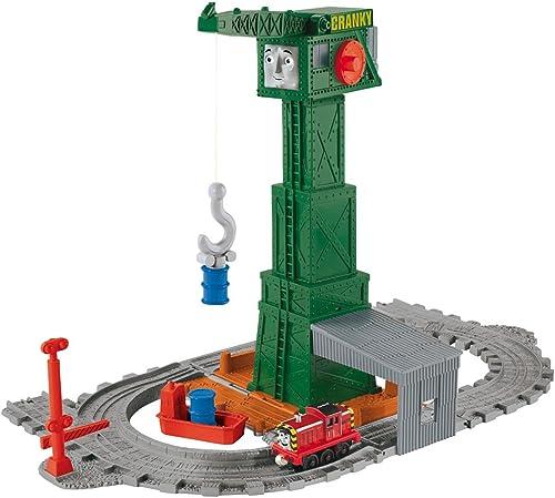 40% de descuento Thomas and Friends - Cranky, Circuito Circuito Circuito portátil grúa (Mattel R9112)  marca en liquidación de venta