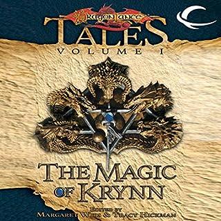 The Magic of Krynn cover art
