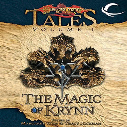 The Magic of Krynn audiobook cover art