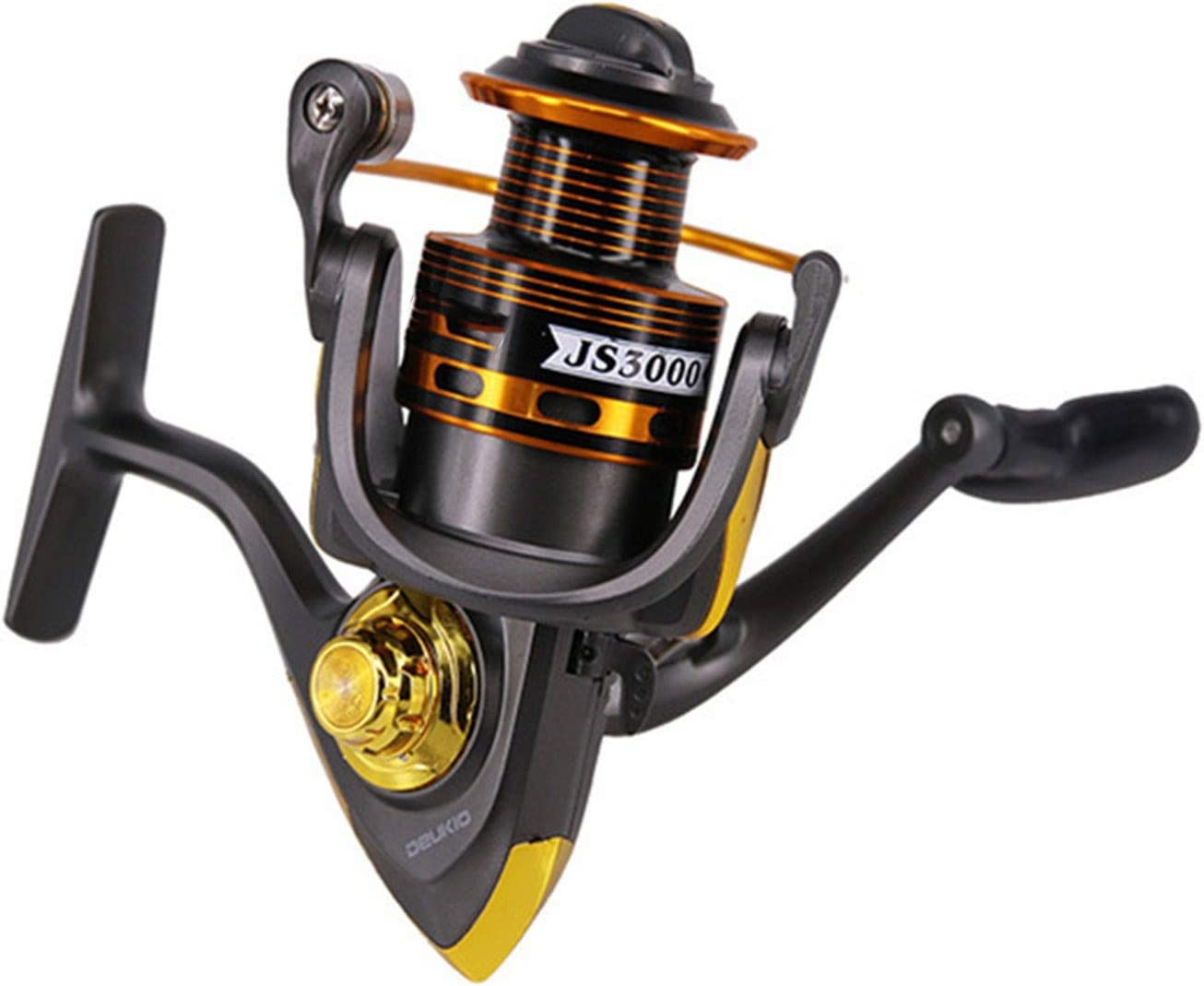 guizhoujiufu Spinning Reels New sales Ultra-Light Smooth Don't miss the campaign Reel 1000 Fishing